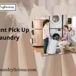 Laundry Pick Up Services & Dry-cleaning